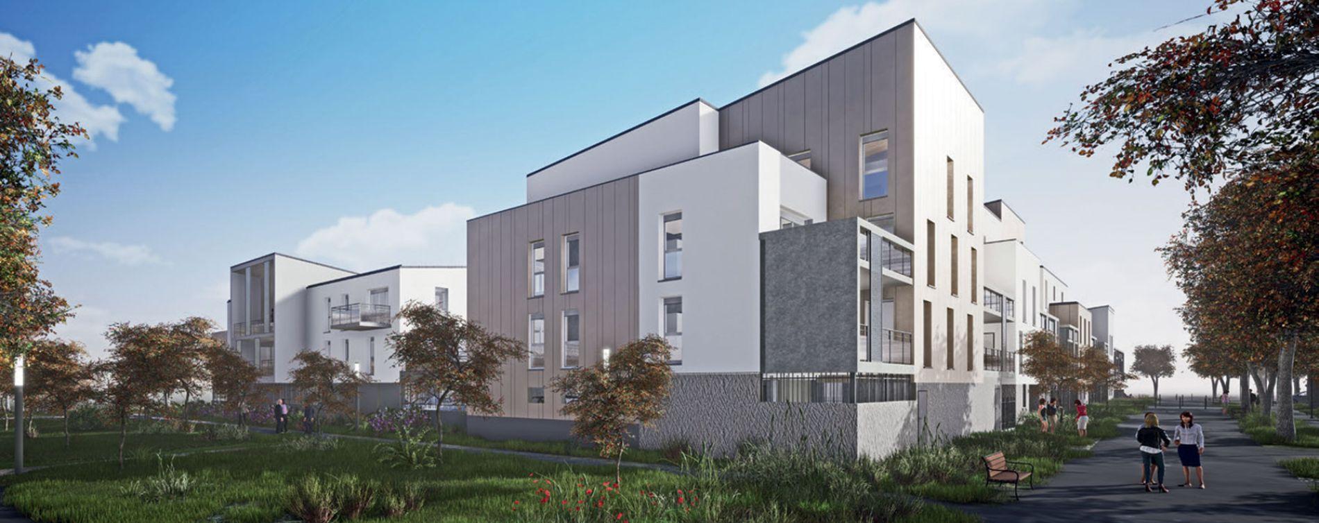 Chartres : programme immobilier neuve « Renouv'O »