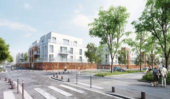 Chartres : programme immobilier neuf « White Lane » en Loi Pinel