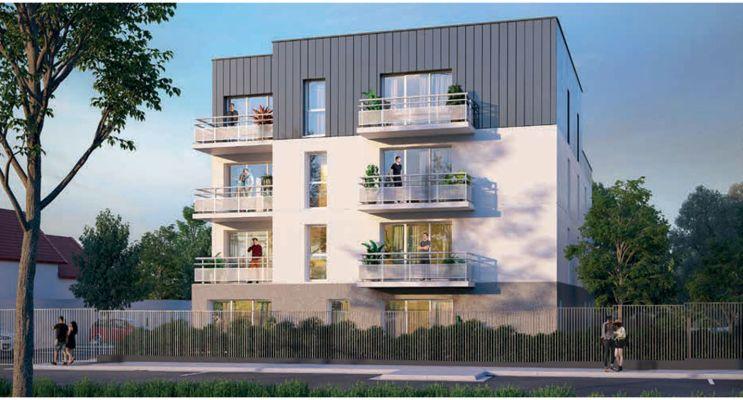 Photo du Résidence « Le Churchill » programme immobilier neuf à Dreux