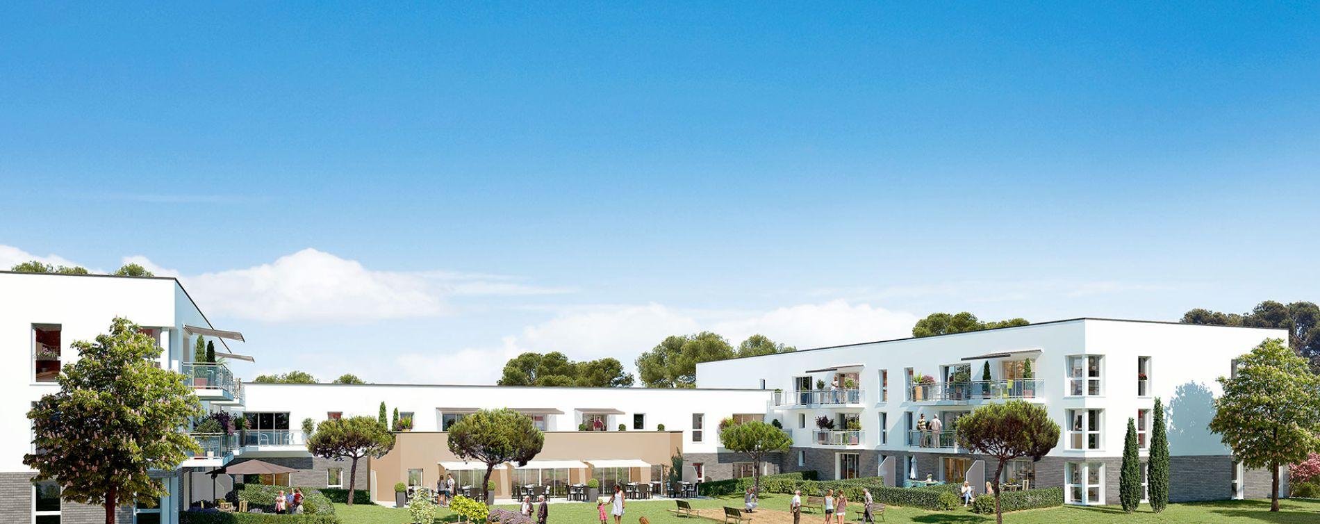 Résidence Jardin de Haute Bruyère à Épernon