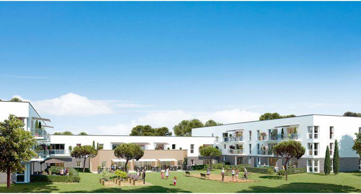 Épernon : programme immobilier neuf « Jardin de Haute Bruyère » en Loi Pinel
