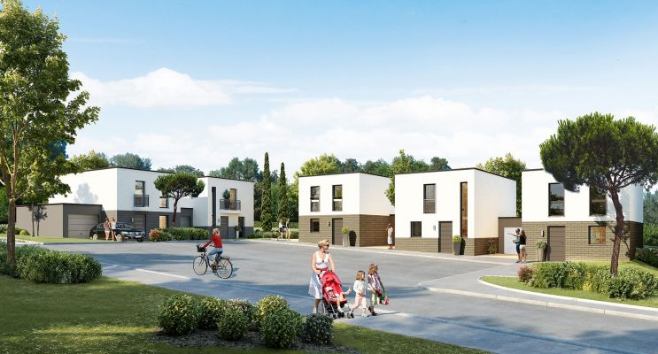 Photo du Résidence « Villa Adonis » programme immobilier neuf en Loi Pinel à Épernon