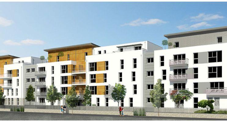 Photo du Résidence « Carré Novela » programme immobilier neuf en Loi Pinel à Lucé