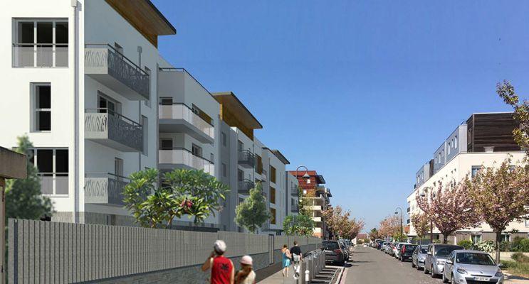 Photo n°2 du Résidence « Carré Novela » programme immobilier neuf en Loi Pinel à Lucé