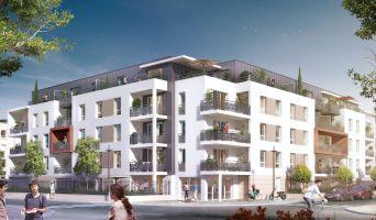 Résidence « Vermelho » programme immobilier neuf en Loi Pinel à Lucé n°1