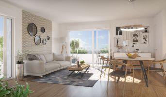 Résidence « Vermelho » programme immobilier neuf en Loi Pinel à Lucé n°3
