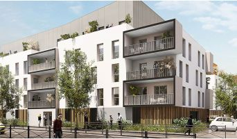 Luisant : programme immobilier neuf « Gutenberg » en Loi Pinel