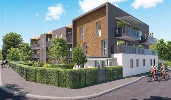 Mainvilliers programme immobilier neuf « Jardin Aristide » en Loi Pinel
