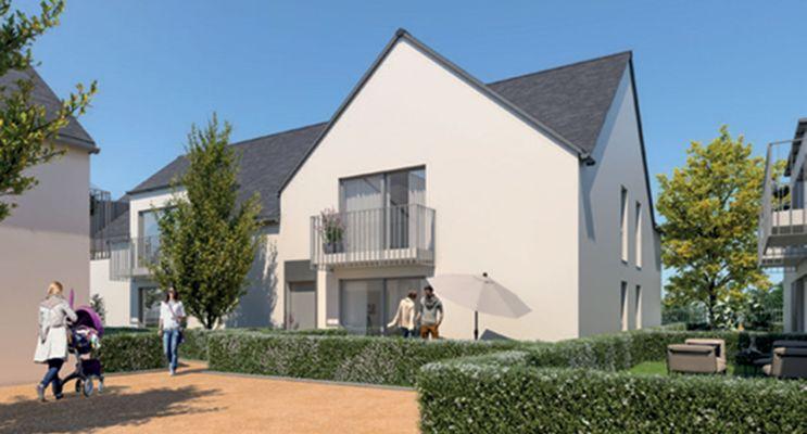 Photo du Résidence « Le Hameau des Lys 2 » programme immobilier neuf en Loi Pinel à Amboise