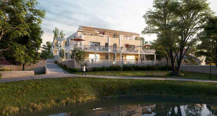 Résidence « L'Ecrin » programme immobilier neuf en Loi Pinel à Ballan-Miré n°2