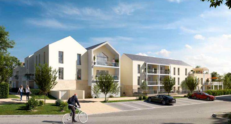 Résidence « L'Ecrin » programme immobilier neuf en Loi Pinel à Ballan-Miré n°3