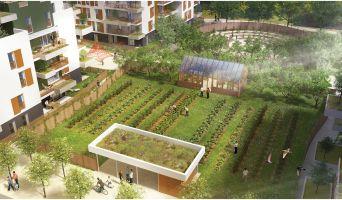 Photo n°2 du Résidence « Eléments » programme immobilier neuf en Loi Pinel à Chambray-lès-Tours