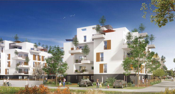 Photo du Résidence « Eléments » programme immobilier neuf en Loi Pinel à Chambray-lès-Tours