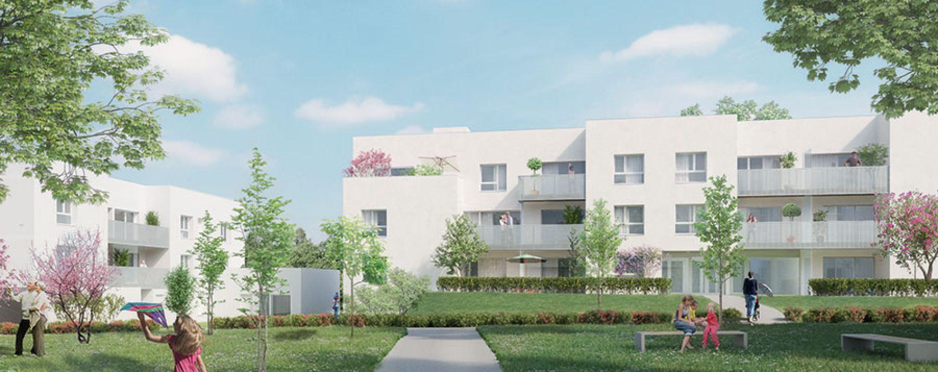 Chambray-lès-Tours : programme immobilier neuve « Programme immobilier n°215078 »