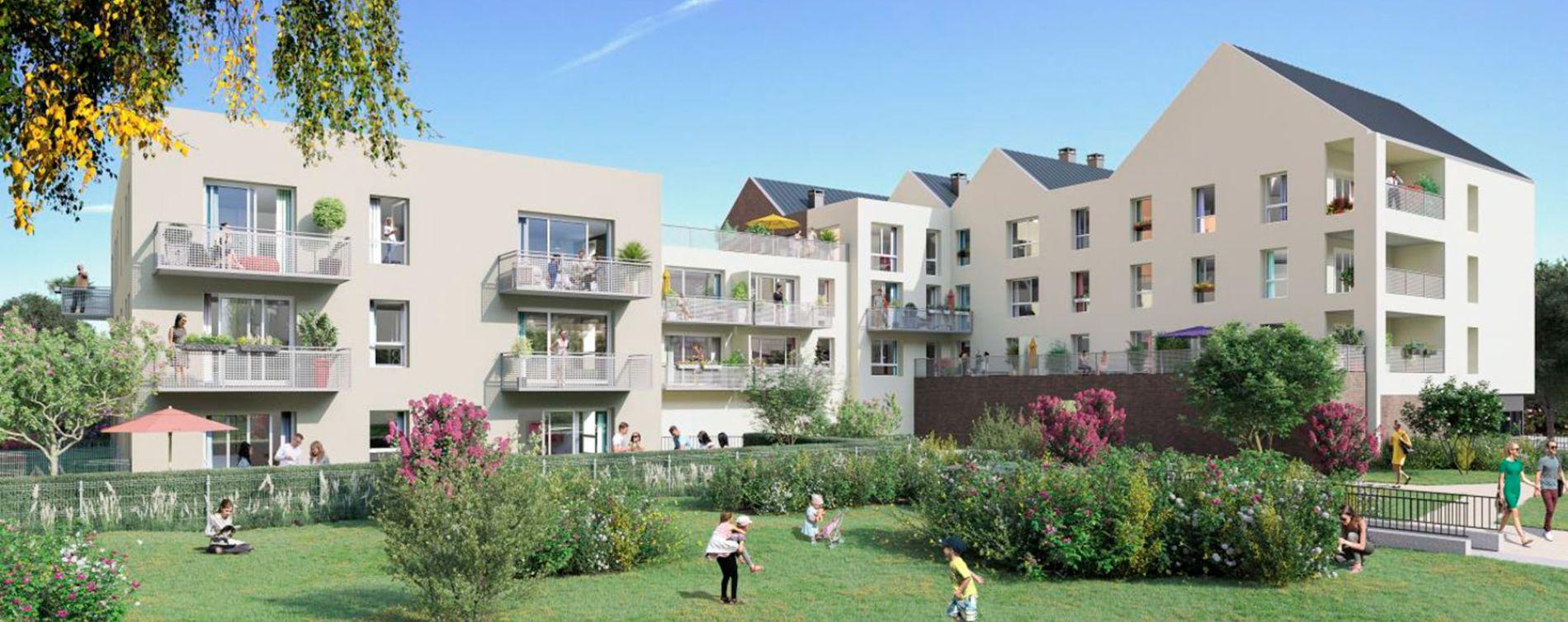 Résidence Grand Sud 2 à Chambray-lès-Tours