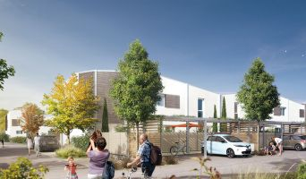 Photo du Résidence « La Canopée » programme immobilier neuf à Chambray-lès-Tours