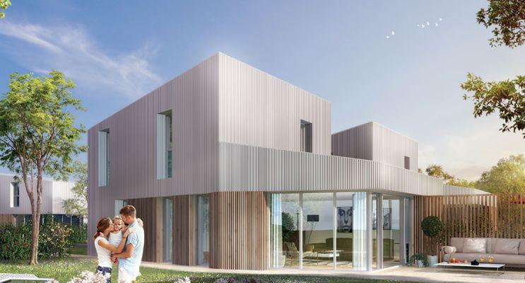Photo n°2 du Résidence « La Canopée » programme immobilier neuf en Loi Pinel à Chambray-lès-Tours