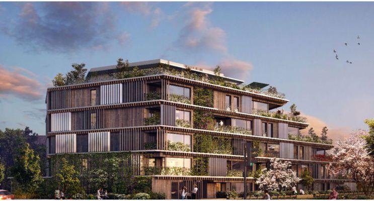 Photo du Résidence « Odyssée » programme immobilier neuf en Loi Pinel à Chambray-lès-Tours