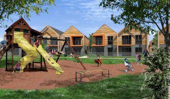 Résidence « Plein'R » programme immobilier neuf en Loi Pinel à Chambray-lès-Tours n°3