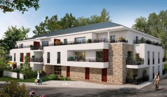 Photo du Résidence «  n°215583 » programme immobilier neuf en Loi Pinel à Chambray-lès-Tours