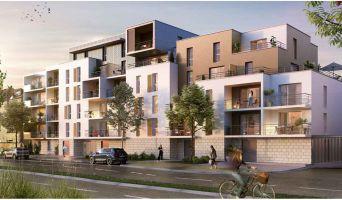 Joué-lès-Tours : programme immobilier neuf « Belvédère » en Loi Pinel