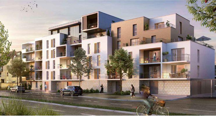 Joué-lès-Tours programme immobilier neuf « Belvédère » en Loi Pinel