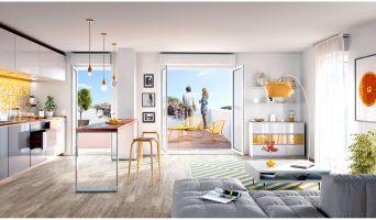 Résidence « Evidence » programme immobilier neuf en Loi Pinel à Joué-lès-Tours n°2