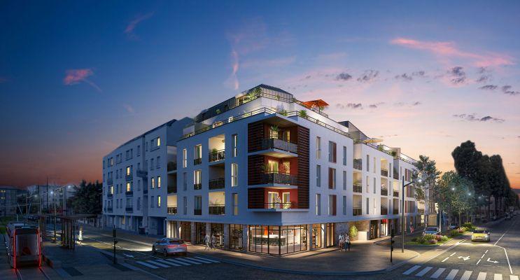 Photo du Résidence « Evidence » programme immobilier neuf en Loi Pinel à Joué-lès-Tours