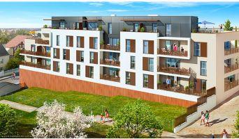 Photo n°1 du Résidence « New Urban » programme immobilier neuf en Loi Pinel à Joué-lès-Tours