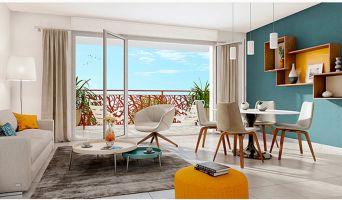 Photo n°2 du Résidence « New Urban » programme immobilier neuf en Loi Pinel à Joué-lès-Tours