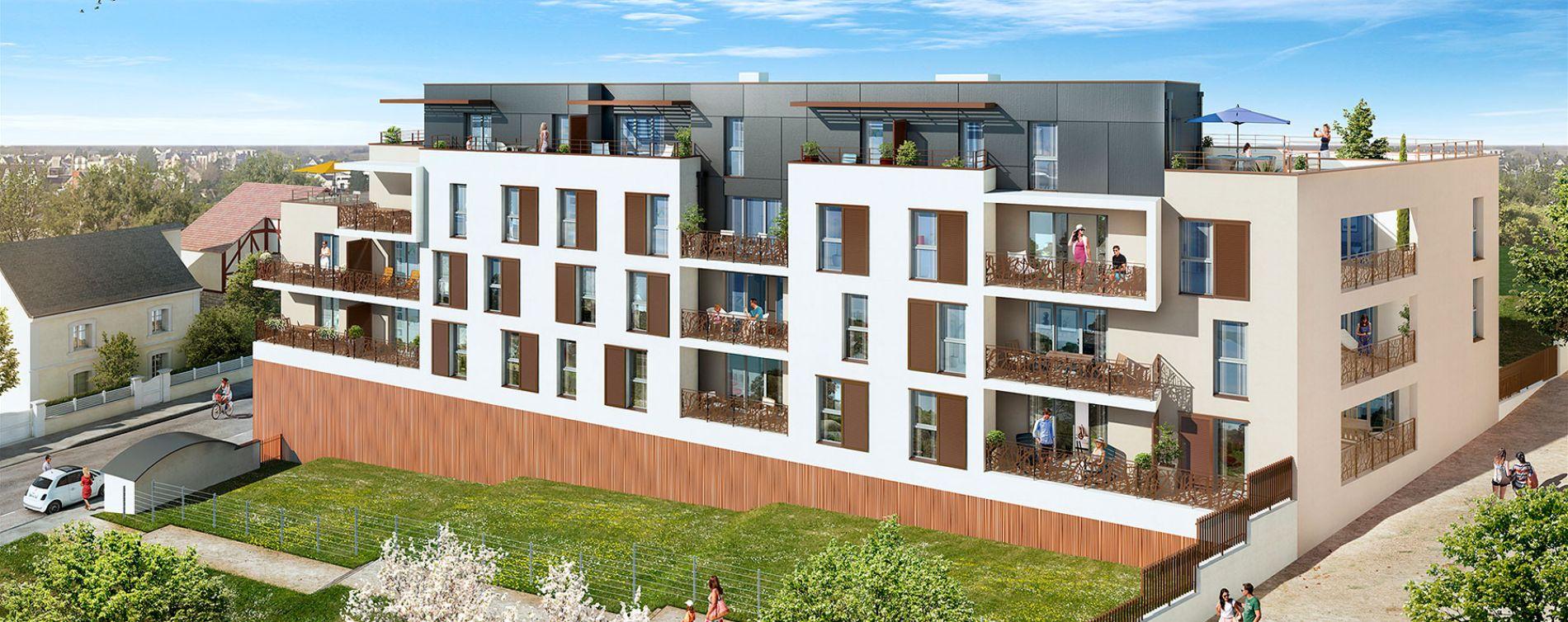 Résidence New Urban à Joué-lès-Tours