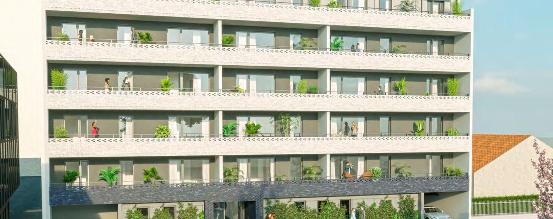 Joué-lès-Tours : programme immobilier neuve « Villa Jocari »