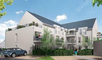 Photo du Résidence « Les Caudalies » programme immobilier neuf en Loi Pinel à Larçay