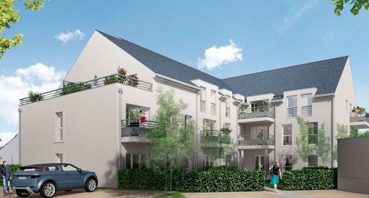 Larçay : programme immobilier neuf « Les Caudalies » en Loi Pinel