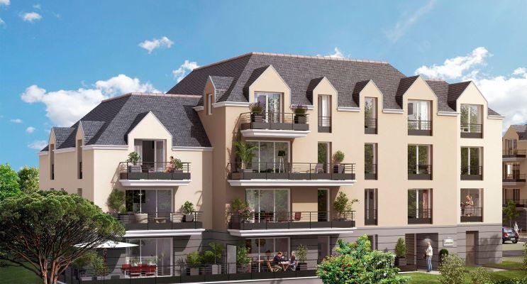 Montbazon : programme immobilier neuf « Empreinte » en Loi Pinel