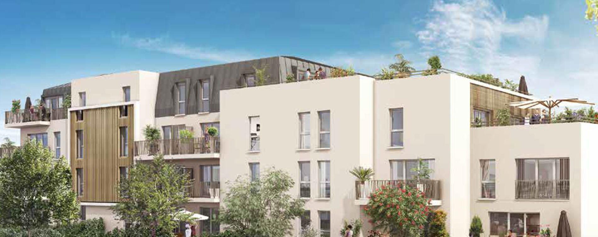 Résidence Esprit Loire à Montlouis-sur-Loire