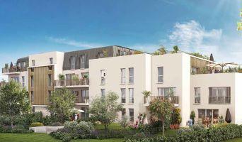 Montlouis-sur-Loire programme immobilier neuve « Esprit Loire »  (3)