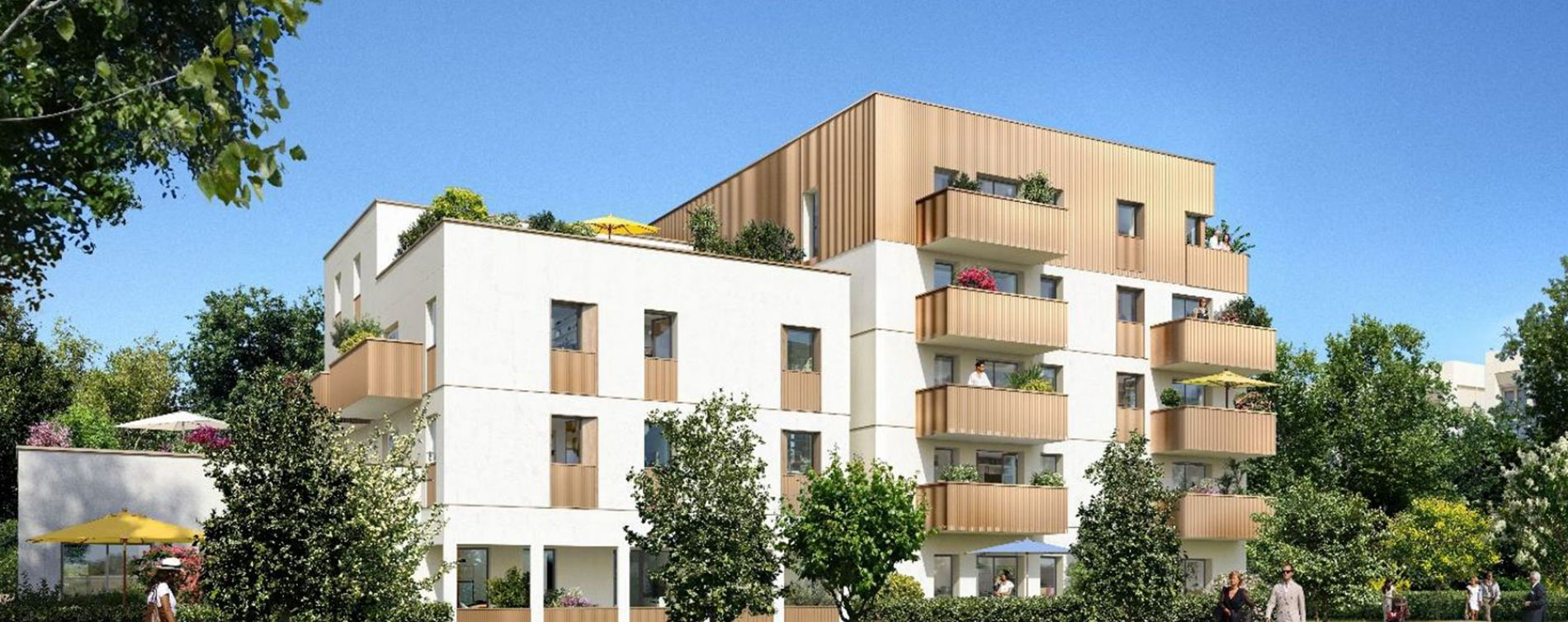 Résidence Grand Air - Appartements à Montlouis-sur-Loire