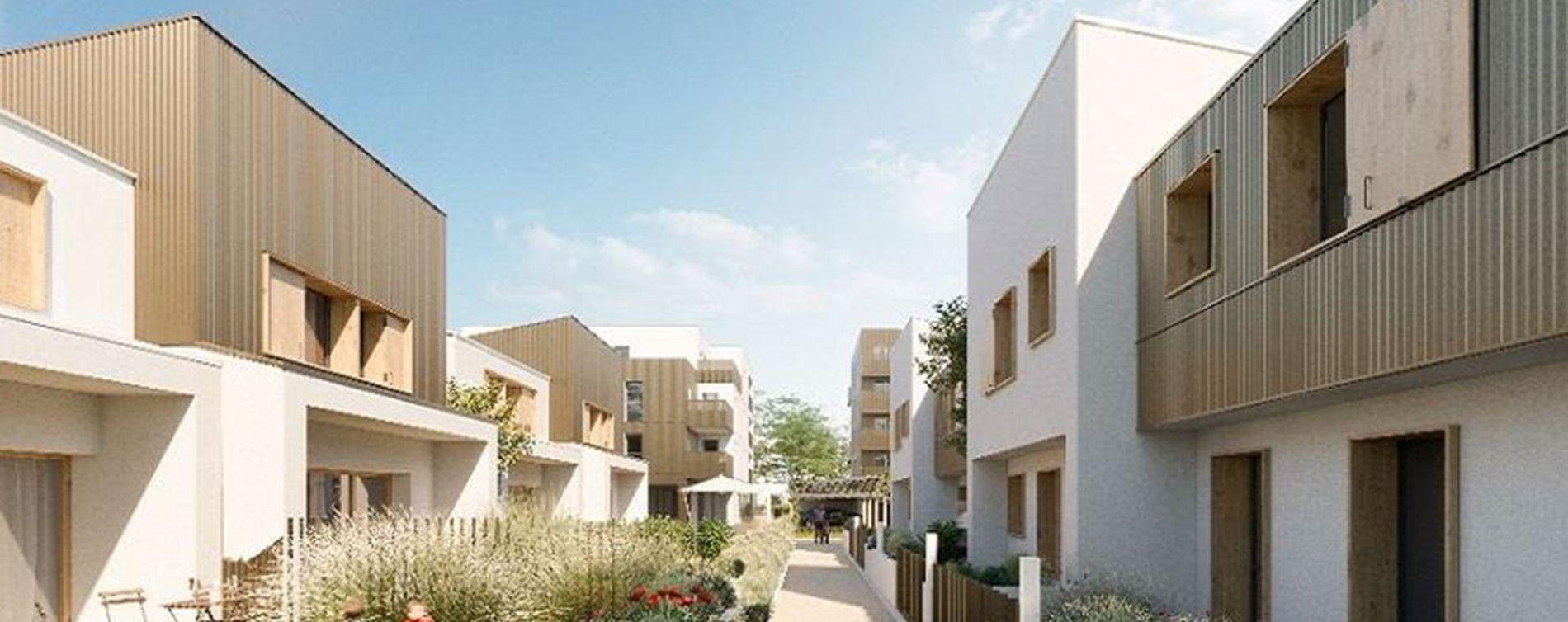 Résidence Grand Air - Maisons à Montlouis-sur-Loire