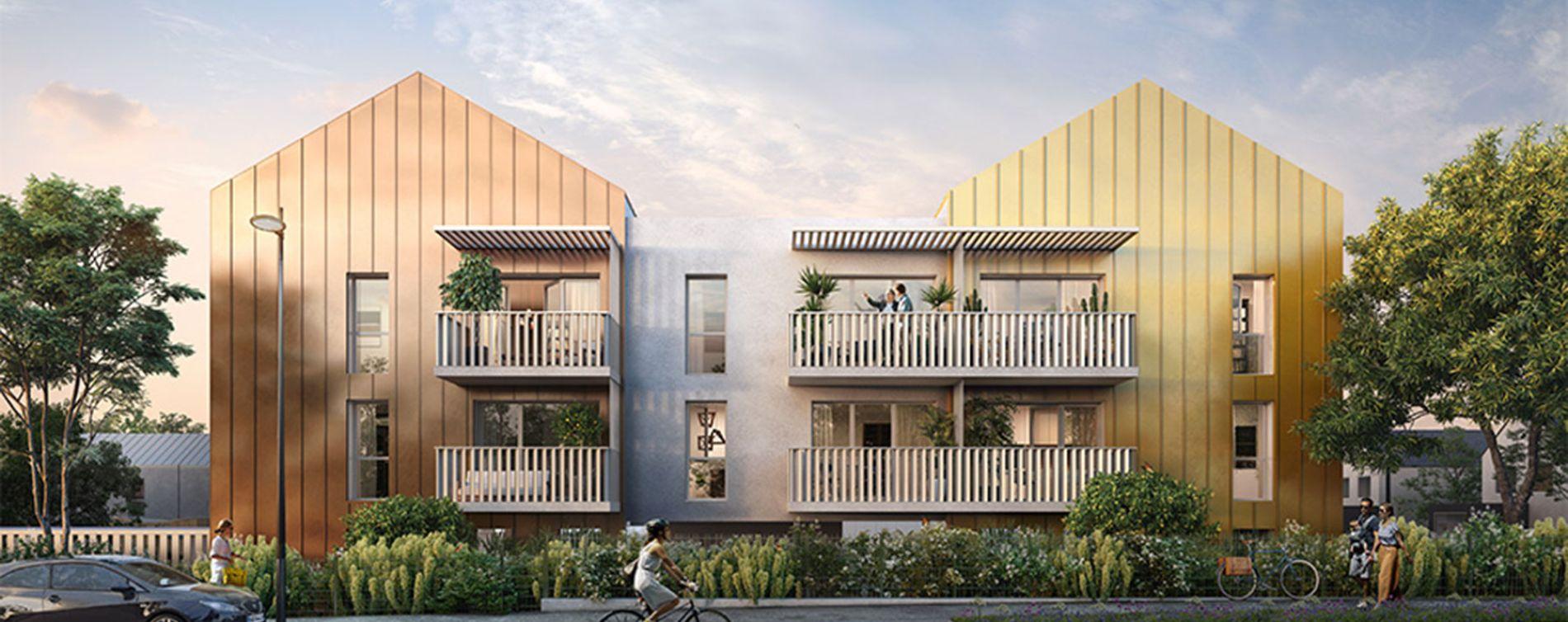 Montlouis-sur-Loire : programme immobilier neuve « Les Allées d'Olympe » en Loi Pinel (3)