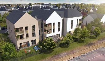 Saint-Avertin programme immobilier neuf « Les Contemporaines » en Loi Pinel