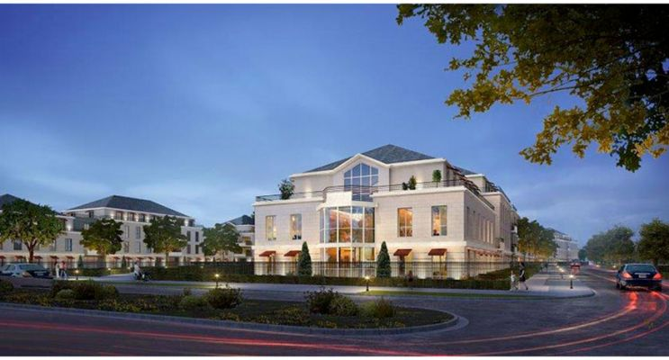 Résidence « Allées Royales By Central Parc » programme immobilier neuf en Loi Pinel à Saint-Cyr-sur-Loire n°4