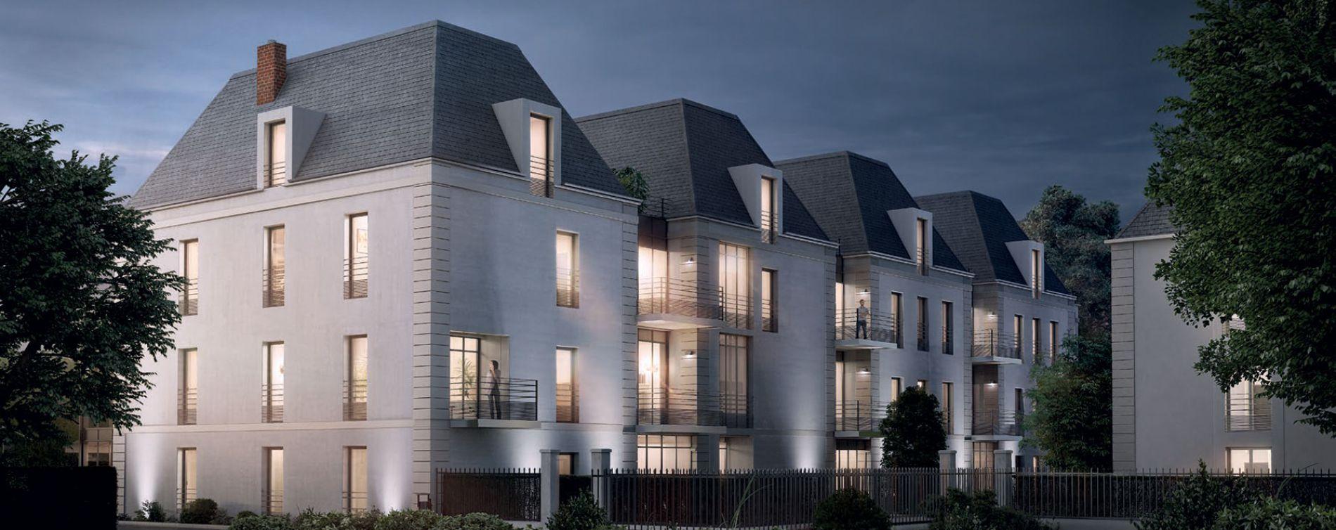 Résidence Millesime à Saint-Cyr-sur-Loire