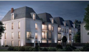 Photo du Résidence « Millesime » programme immobilier neuf en Loi Pinel à Saint-Cyr-sur-Loire