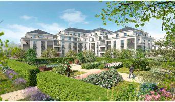 Photo du Résidence « Parc Royal » programme immobilier neuf en Loi Pinel à Saint-Cyr-sur-Loire