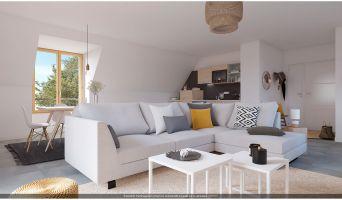 Photo n°3 du Résidence « Art Déco » programme immobilier neuf en Loi Pinel à Tours