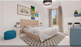 Photo n°4 du Résidence « Art Déco » programme immobilier neuf en Loi Pinel à Tours