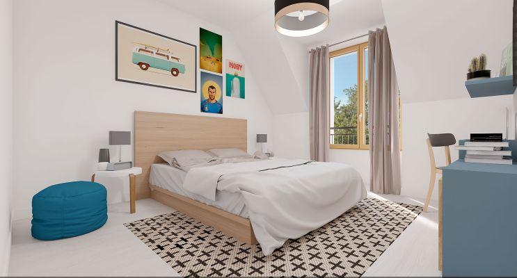 Résidence « Art Déco » programme immobilier neuf en Loi Pinel à Tours n°4