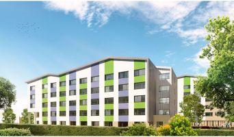 Photo n°2 du Résidence « Artemis » programme immobilier neuf à Tours