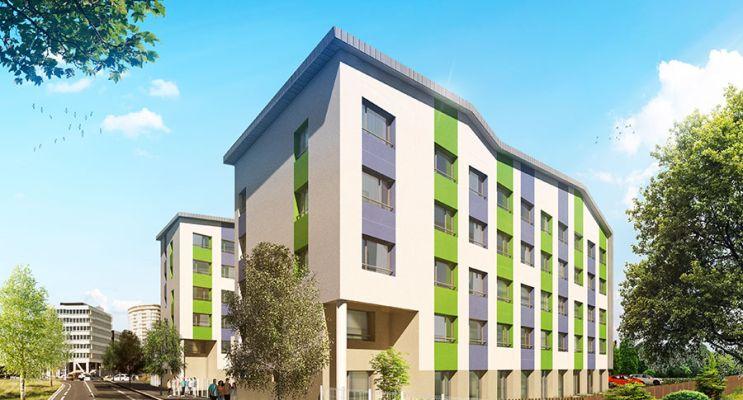 Résidence « Artemis » programme immobilier neuf à Tours n°1